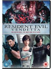 Resident Evil: Vendetta DVD (2017) Takanori Tsujimoto ***NEW***