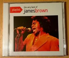 Playlist: The Very Best Of JAMES BROWN (CD neuf scellé/sealed)