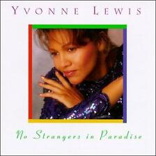No Strangers in Paradise by Yvonne Lewis (CD, New, Jul-1995, Glorious Music)