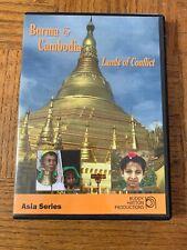 Burma And Cambodia Dvd