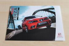 111386) Seat Ibiza - Farben & Polster - Prospekt 04/2006