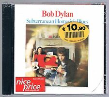 BOB DYLAN SUTERRANEAN HOMESICK BLUES CD SIGILLATO!!