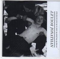 (ET114) Jonathan Boulet, We Keep The Beat Found The Sound ... - 2012 DJ CD