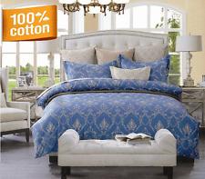 Royal Duvet/Doona/Quilt Cover Set Queen/King/Super King Size Bed New 100% Cotton