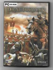 Praetorians – Eidos - PC CD Rom game PRE -OWNED