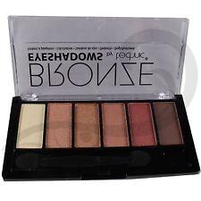 Technic BRONZE Eyeshadow Eye Shadow Palette UK Brand