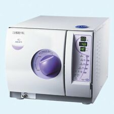 Dental Medical Surgical Sun Autoclave Sterilizer 16L Vacuum Steam with Printer