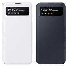 Custodia case originale Samsung SMART S VIEW WALLET COVER per Galaxy A41 A415F