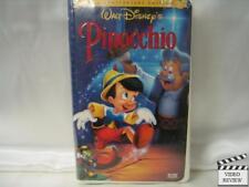 Pinochio * NEW VHS * Disney 60th Anniversary Edition