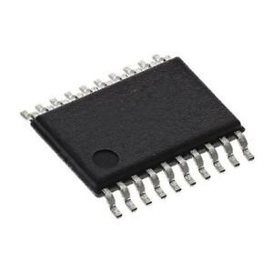 10 x Texas Instruments SN74AHC574PWR Flip Flop IC, 3-State, 2-5.5V, 20-Pin TSSOP