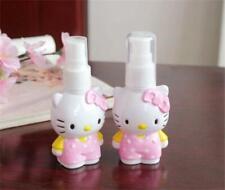 1PC Cute 3D Hello Kitty Cosmetic Press Spray Bottle Beauty Makeup Bottles