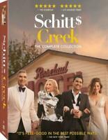 Schitt's Creek Complete Collection (DVD, 2020,15-Disc) New & Sealed US Seller