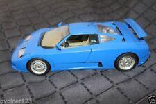 Tourenwagen- & Sportwagen-Modelle von Bugatti im Maßstab 1:10