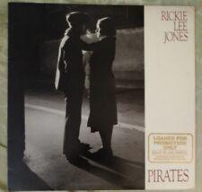 RICKIE LEE JONES PIRATES Original 1981 Warner Bros Album Gold Stamped Promo