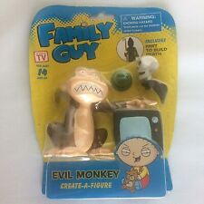 Family Guy Cartoon TV Show Evil Monkey Create A Figure Action Figure New
