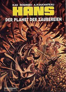 HANS 1,2,3,4,5+6 (deutsch) Softcover + lim.Hardcover  GRZEGORZ ROSINSKI Thorgal