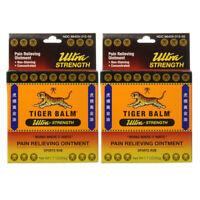 2 Pack - Tiger Balm Sport Rub Ultra Strength 1.70 oz Each