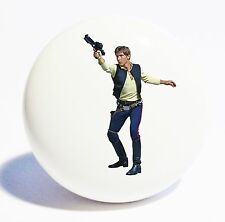 STAR WARS SOLO HOME DECOR CERAMIC KNOB DRAWER CABINET PULL