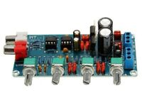 High Capacity Personal Amplifier Volume And Tone Equalizer Control New Board Kit
