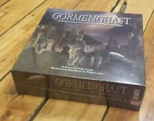 Gormenghast: A Board Game Set in the World of Mervyn Peake - Philip Cooke NEW