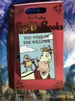 Disney Pin of the Month  Pop Up Mr. Toad The Wind And The Willow Pin LE 4000