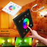 12-24V RGB RGBW Full ColorTouch Panel Dimmer Controller For RGB Led Strip