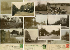 More details for nottingham notts ppcs real photo postally used street scenes etc.. priced singly