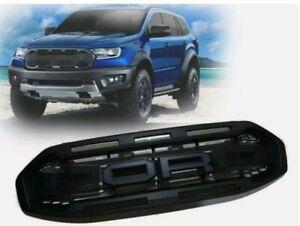 Ford Everest grille raptor style