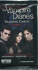 Vampire Diaries Season 2 Factory Sealed Packet / Pack