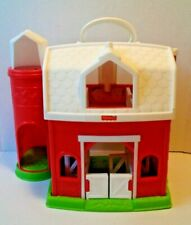 Fisher Price Little People Animal Friends Farm Barn With Working Sound CHJ51