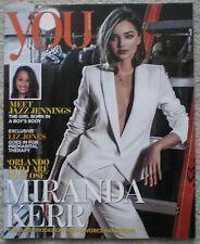 Miranda Kerr - You Magazine – 9 August 2015