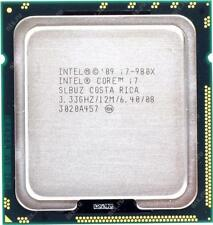 Intel Core i7-980X 3.33GHz 12MB Cache Extreme Edition LGA1366 -Tested-