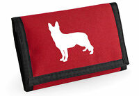 German Shepherd Dog Gift Wallet Rip-Stop Purse Birthday Alsatian Wallet Gift