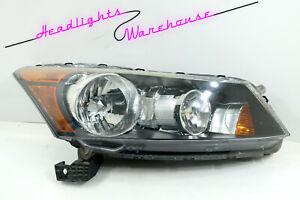 GENUINE OEM | 2008 - 2012 Honda Accord SEDAN Halogen Headlight (Right/Passenger)