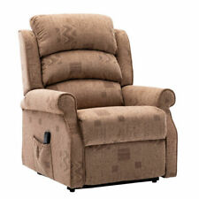 Axbridge dual rise and recline chair riser recliner USB charger in handset