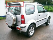SUZUKI JIMNY FROM 1998 REAR ROOF SPOILER NEW