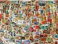 GERMANY - DDR/GRD ONLY - 500 STAMPS - Used - FREE SHIPPING