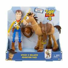Toy Story 4 Woody & Bullseye 7 Inch Figure Gift Pack