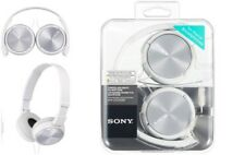 Sony MDR-ZX310AP Auriculares Auriculares-Blanco