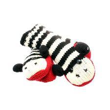 Stripey Monkey Style Animal Mittens