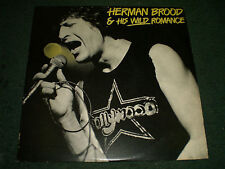 Herman Brood & His Wild Romance Self-Titled~1979 Blues Rock~FAST SHIPPING!!!