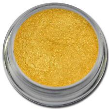 Pigment Pigmente Puder Ultrafein Gold auch für Chrome Effekt geeignet #617-10