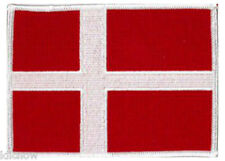 Denmark Danish (embroidered) Patch (12 x 19CM) approx