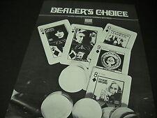 CLASSICS IV Danny Wagner CHER Wichita Fall SANTO & JOHNNY 1968 Promo Display Ad