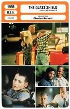 FICHE CINEMA : THE GLASS SHIELD - Boatman,Petty,Burnett 1995