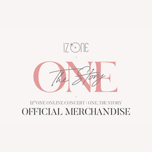 IZ*ONE ONLINE CONCERT [ONE, THE STORY] Trading Card / Gift Photocard