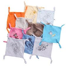 Personalised Baby Minnie Mickey Winnie The Pooh Comfort/Comforter blanket Towel