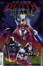 Dc Comics - Dark Nights Death Metal #1 - First Print - Mafh01