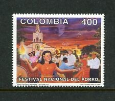 Colombia 1134, MNH, National Festival of Porro 1997. x23477
