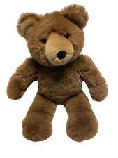"Gund Vintage Teddy Bear Collector's Classic 1988 Brown 20"""